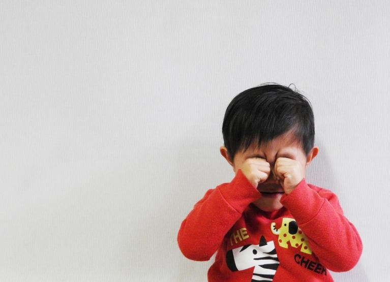 子どもの中耳炎が多い理由