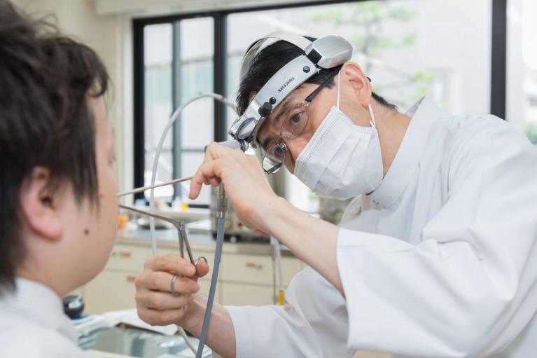 鼻茸の治療