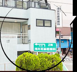 上大岡駅から徒歩1分
