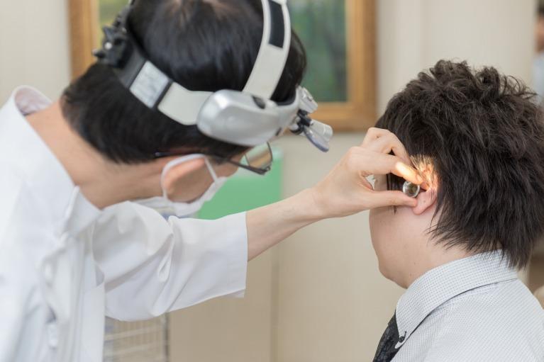 中耳炎の治療について